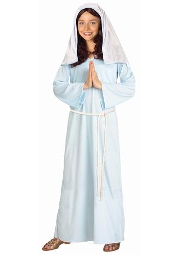 Disfraz infantil de María