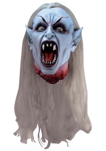 Cabeza de vampiro gótico