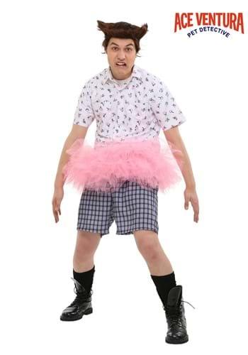 Disfraz de Ace Ventura con tutú