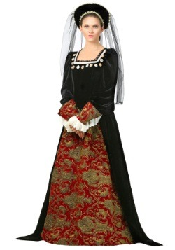 Disfraz para mujer de Ana Bolena