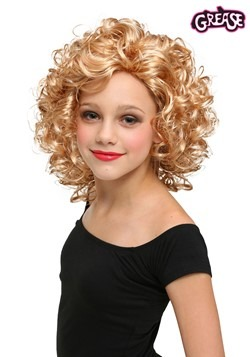 Grease Bad Sandy Wig