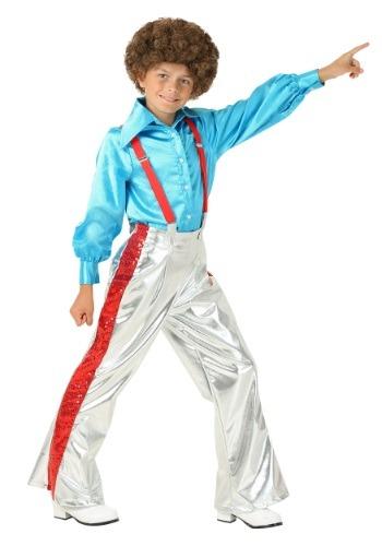 Disfraz Funky Disco para niño