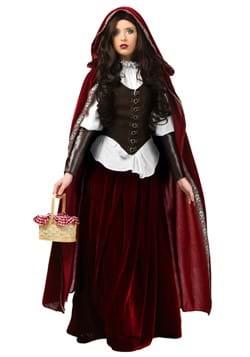 Disfraz de Caperucita Roja deluxe