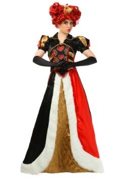 Disfraz de Reina de Corazones Elite