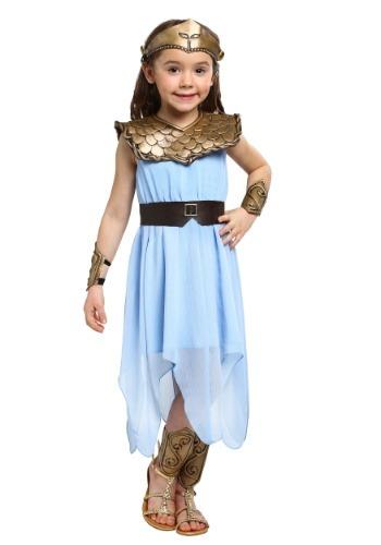 Disfraz de Athena para niña
