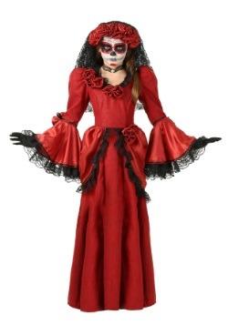 Disfraz del Día de Muertos para niñas