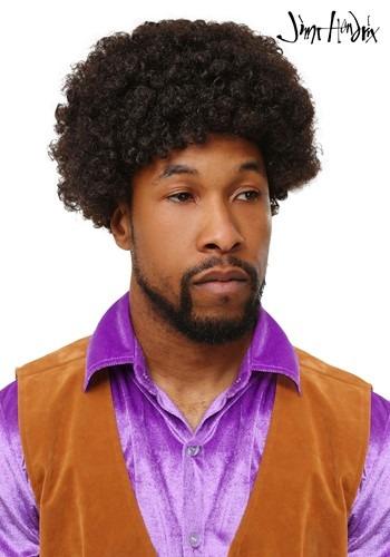 Peluca de Jimi Hendrix