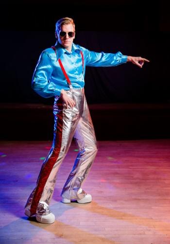 Disfraz Funky Disco para hombre