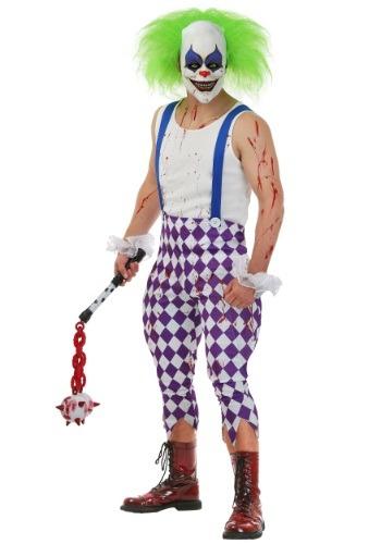 Disfraz de payaso de pesadilla