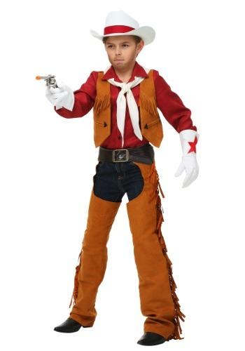 Disfraz infantil de vaquero de rodeo