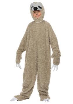 Disfraz infantil de perezoso