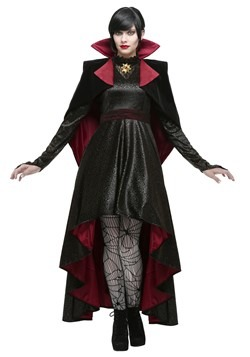 Disfraz de zorra vampiro