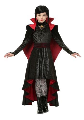 Disfraz de arpía vampira para niñas