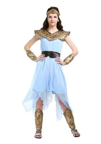 Disfraz de Athena para mujer