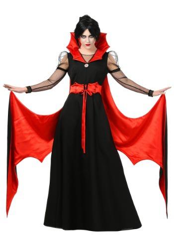 Disfraz para mujer de vampiro murcielagoso