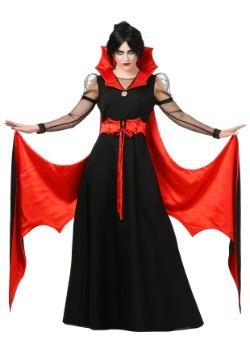 Disfraz para mujer Batty Vampire talla extra