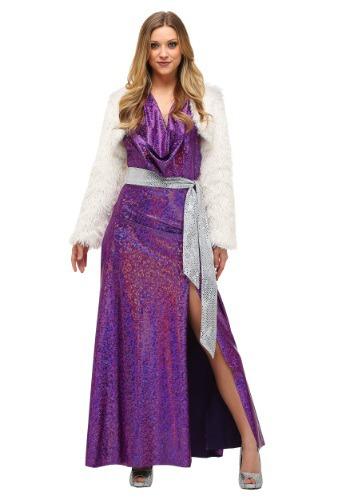 Disfraz para mujer Plus Size Disco Ball Diva