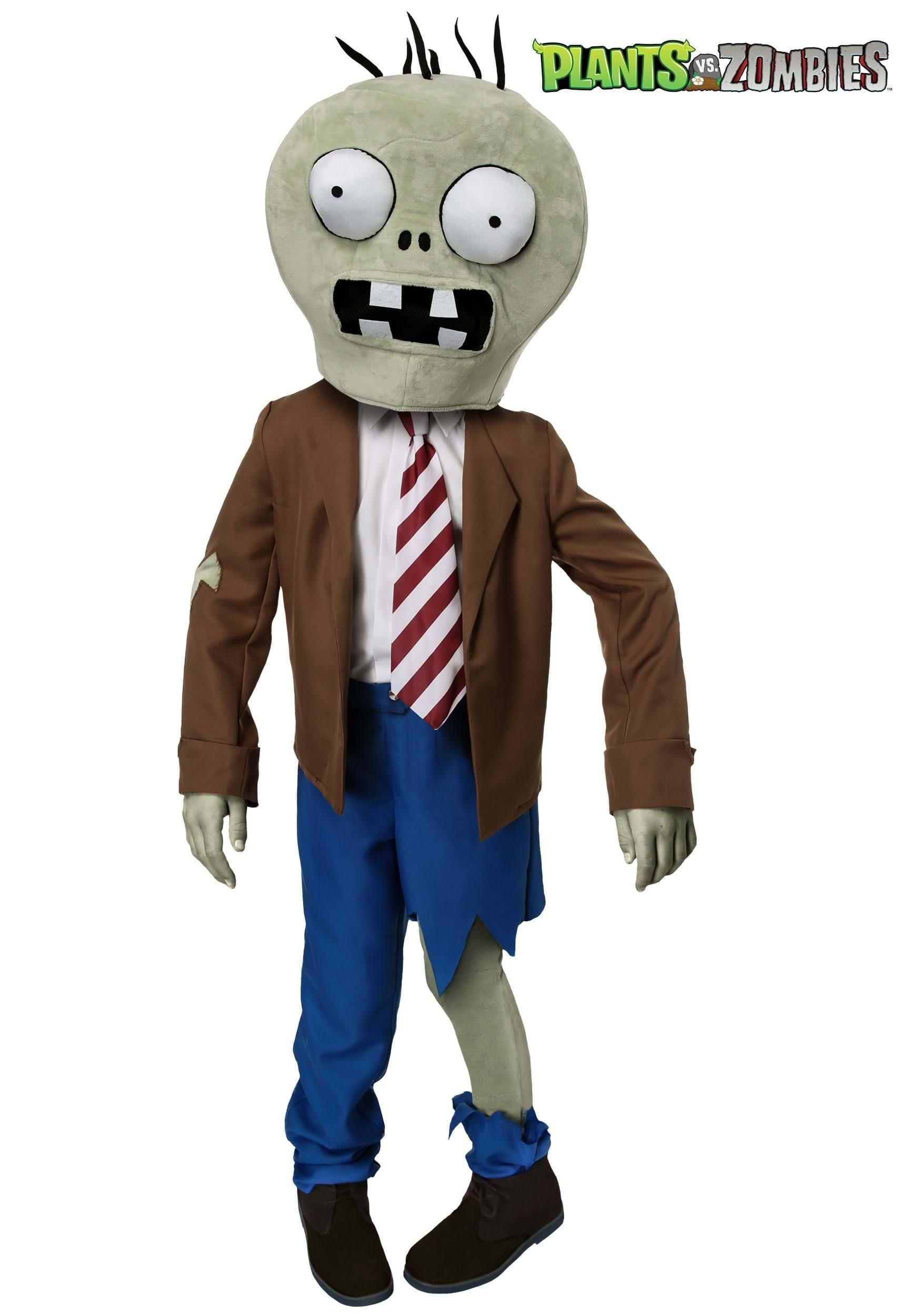 foto de Disfraz zombie para niños de PLANTAS VS ZOMBIES