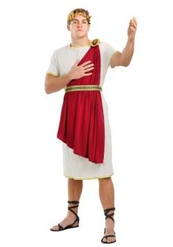 Disfraz de romano Senator Plus Size para hombre