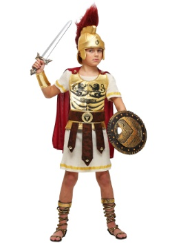 Disfraz de Gladiador campeón para niño