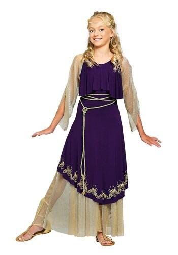 Disfraz de diosa Afrodita para niñas