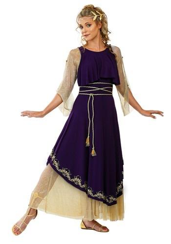 Disfraz de la diosa Afrodita para mujer