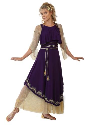 Disfraz de talla grande para mujer diosa Afrodita