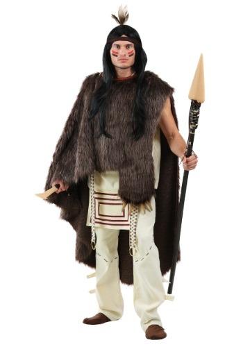 Disfraz de nativo Chief Deluxe para hombre