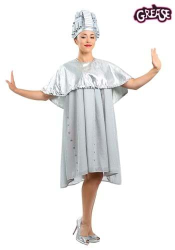 Disfraz de mujer abandonada de la escuela de belleza de gras