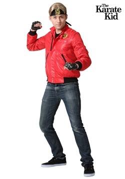Chaqueta Cobra Kai roja de Karate Kid para adulto