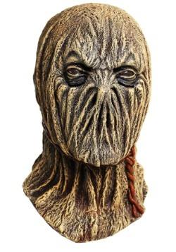 Máscara de espantapájaros miedo de adultos