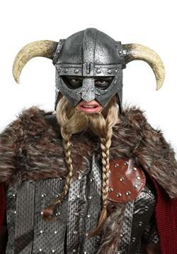 Máscara de guerrero vikingo para adulto