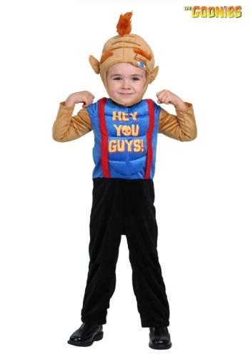 Disfraz de Sloth de Los Goonies para niños pequeños