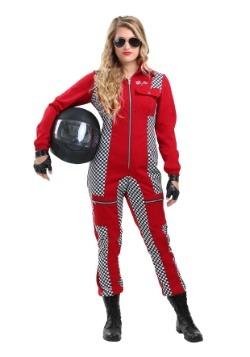 Disfraz de Racer Jumpsuit Plus Size para mujer