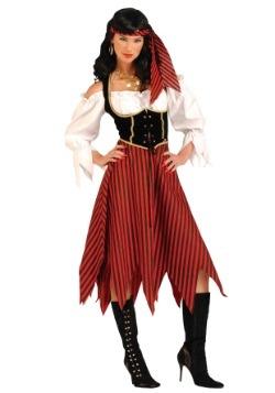 Disfraz de doncella pirata para adulto