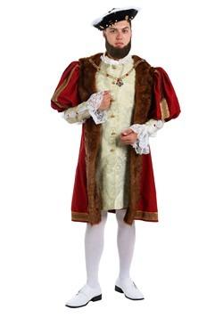 Disfraz de Rey Henry de talla grande