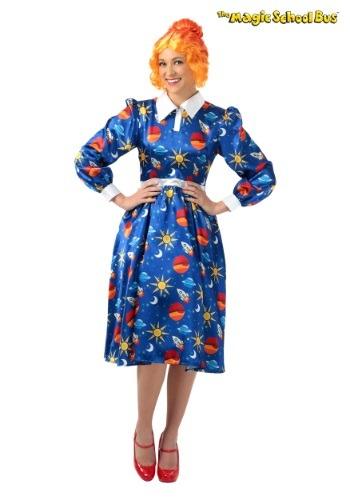 Disfraz de Miss Frizzle de The Magic School Bus talla extra