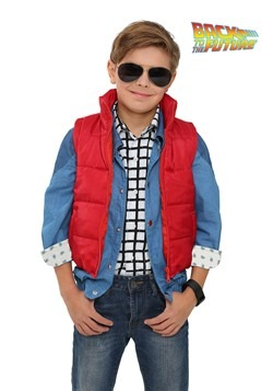 Niño Marty McFly Vest