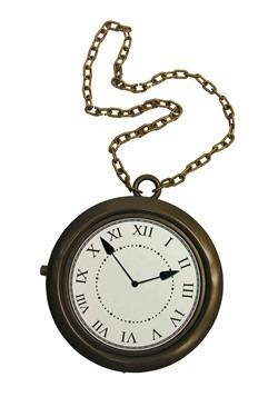 Reloj de conejo blanco
