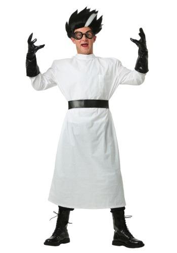 Disfraz de científico loco para adulto deluxe