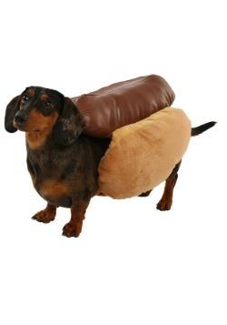 Disfraz de Hot Dog para perros