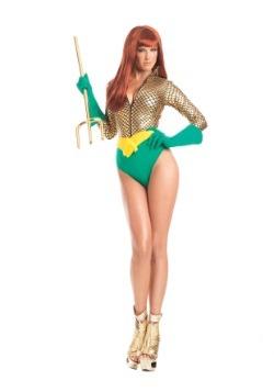 Disfraz de Aquagirl encantadora