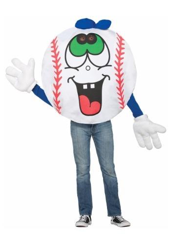 Disfraz de mascota de béisbol para adulto