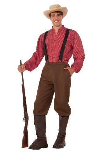 Disfraz de pionero