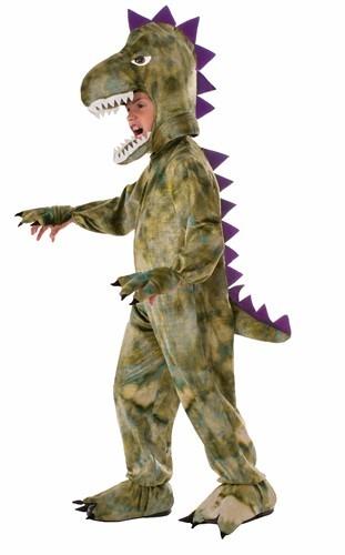 Disfraz infantil de dinosaurio