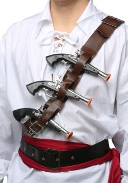 Cinturón con armas