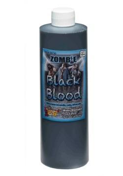 Sangre negra zombi