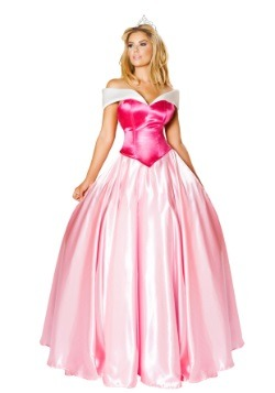 Vestido hermosa princesa para mujer