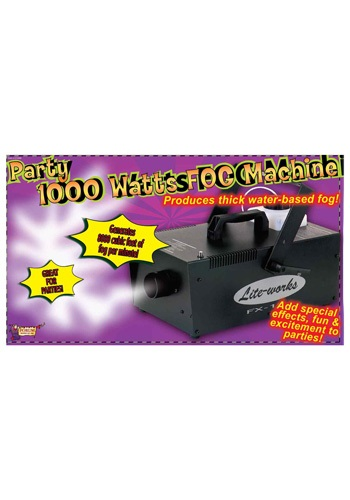 Máquina de humo de 1000W