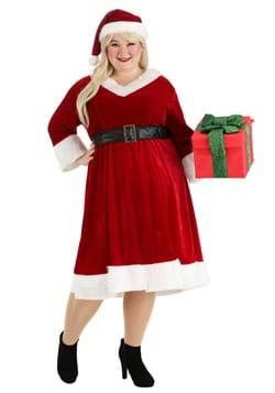 Disfraz de Santa Claus Sweetie talla grande